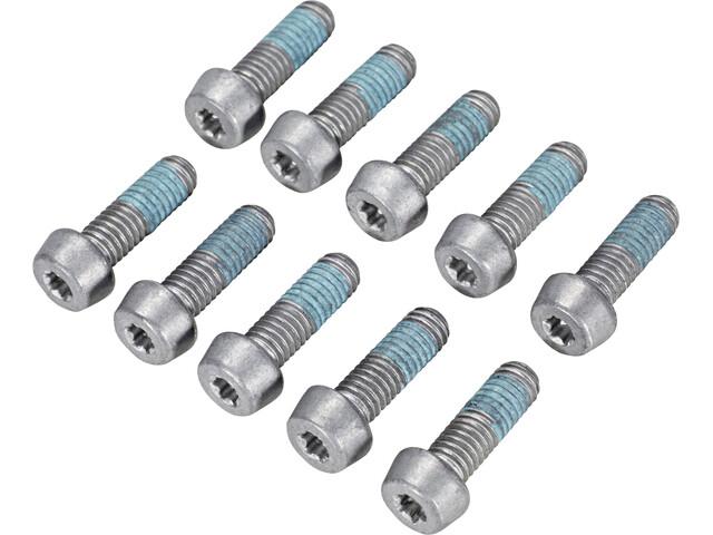 Magura Vis IS aluminium - T25 M6x18 argent